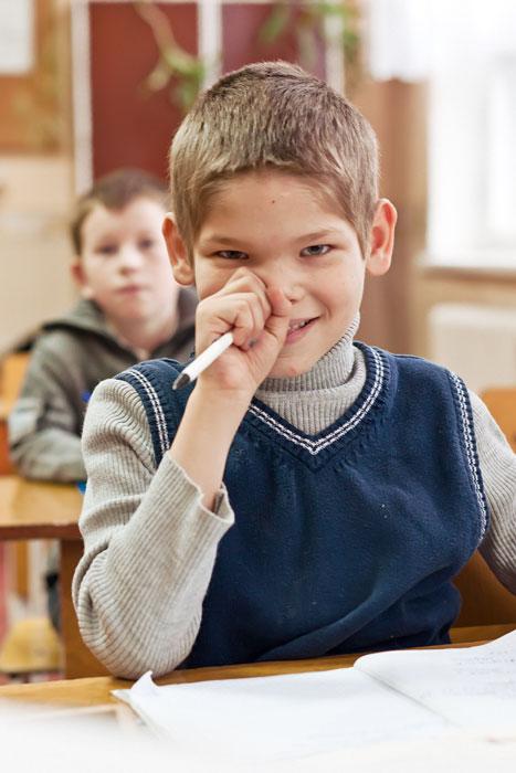 Школа-интернат для детей-сирот и детей, оставшихся без попечения родителей - село Глиное, Слободзейский район, Приднестровье (14)