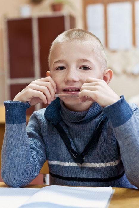 Школа-интернат для детей-сирот и детей, оставшихся без попечения родителей - село Глиное, Слободзейский район, Приднестровье (15)