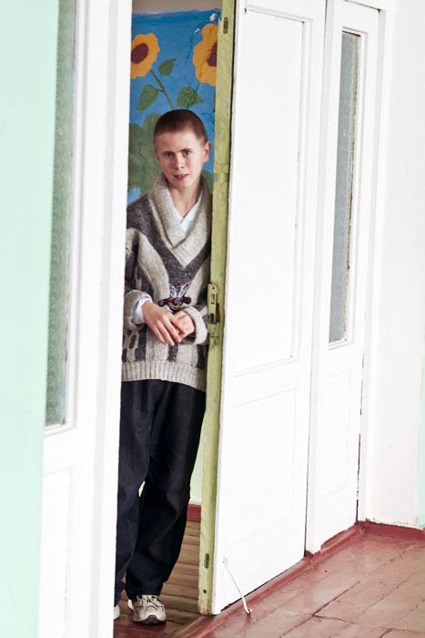 Школа-интернат для детей-сирот и детей, оставшихся без попечения родителей - село Глиное, Слободзейский район, Приднестровье (23)