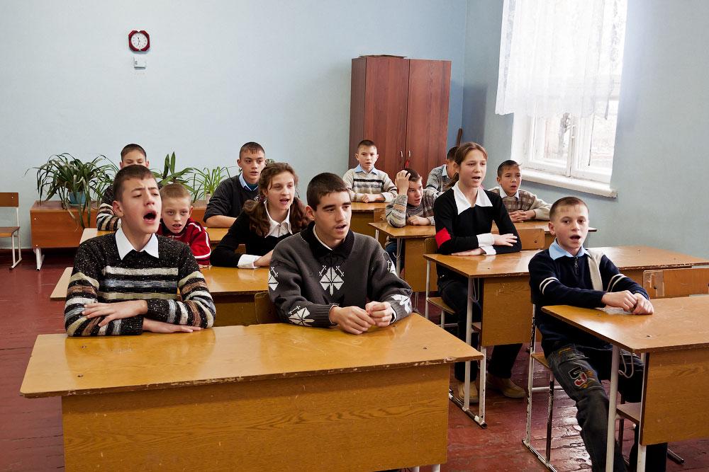 Школа-интернат для детей-сирот и детей, оставшихся без попечения родителей - село Глиное, Слободзейский район, Приднестровье (27)