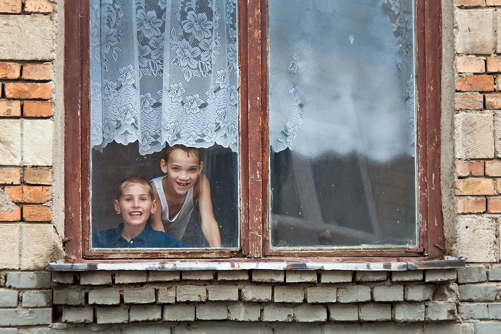 Школа-интернат для детей-сирот и детей, оставшихся без попечения родителей - село Глиное, Слободзейский район, Приднестровье (33)