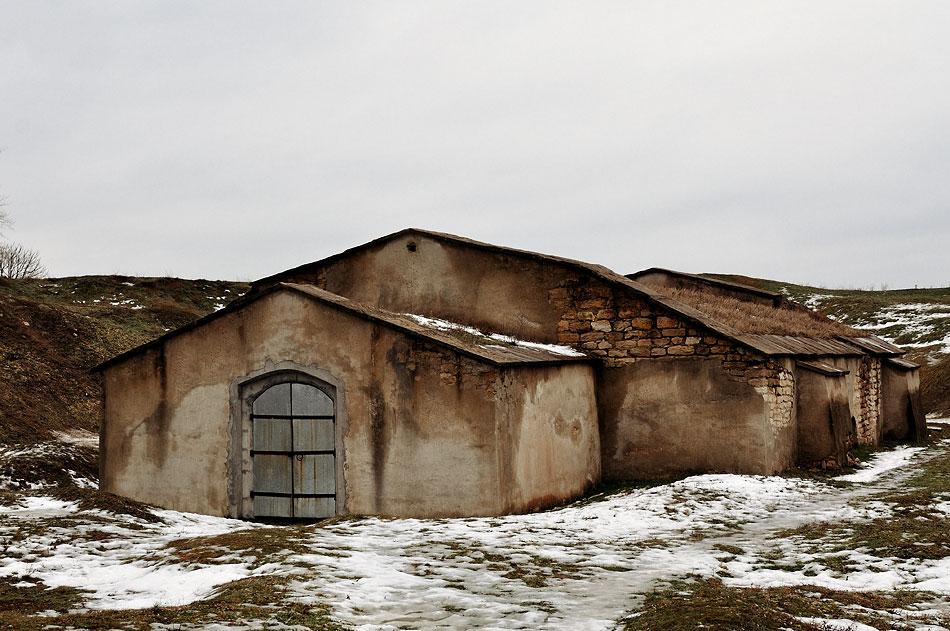 Тираспольская (Срединная) крепость (3)