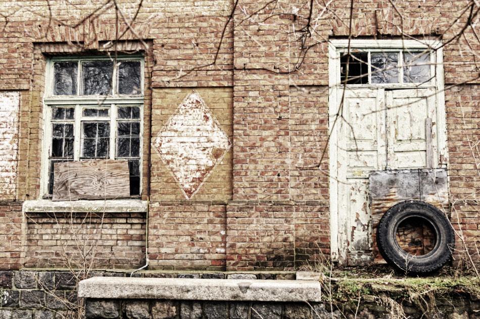 Проклятый старый дом в тирасполе