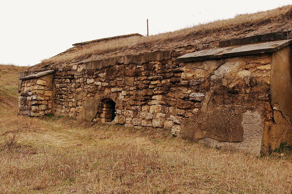 Тираспольская (Срединная) крепость (7)