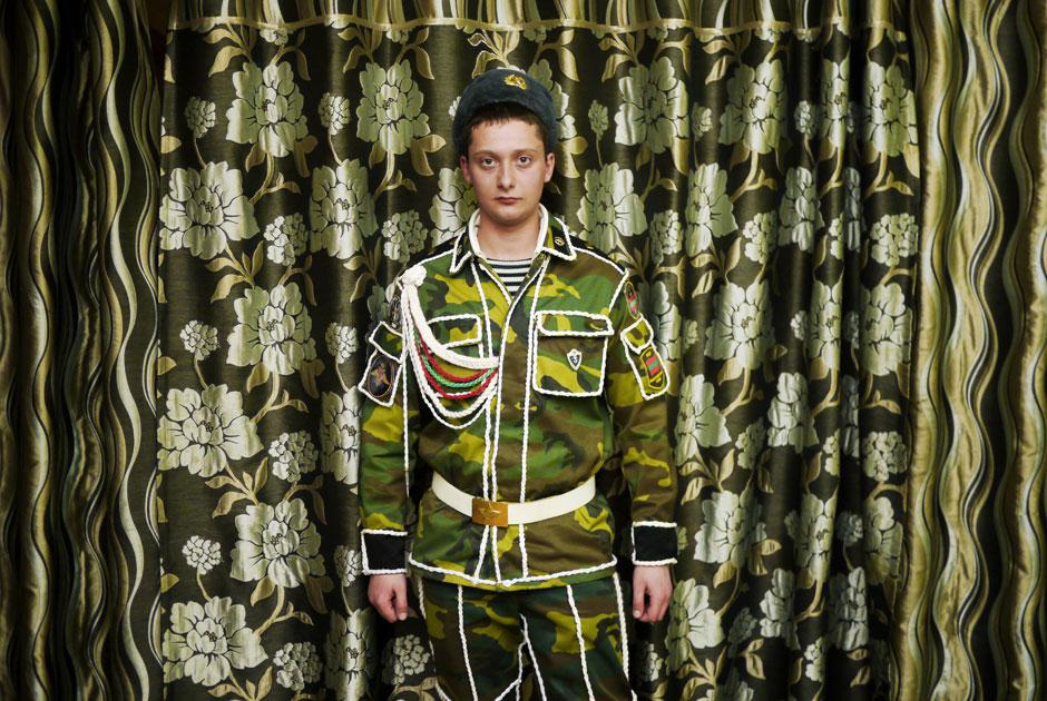 Приднестровский воин