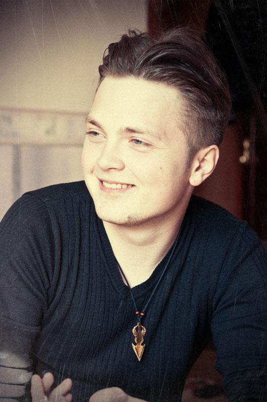Никите - 19 лет