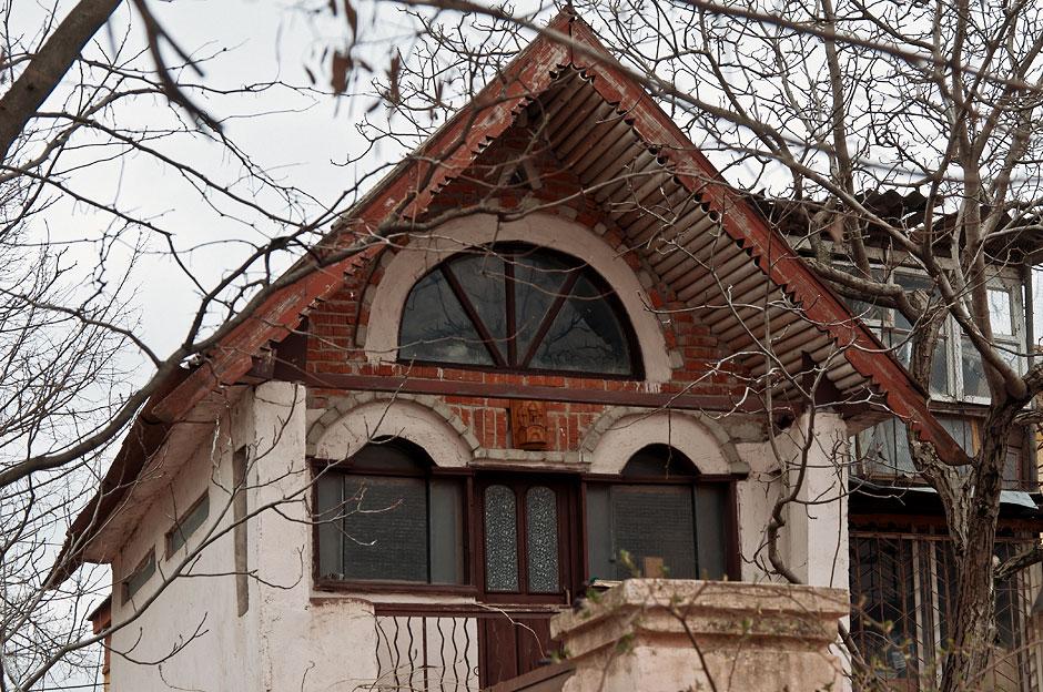 Интересное здание в Тирасполе