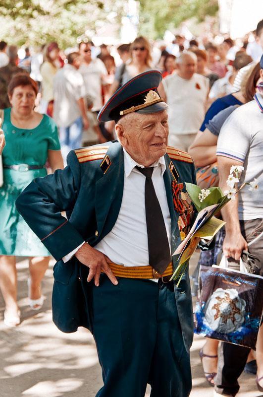 День Победы в Тирасполе - 9 мая 2013 года (1)