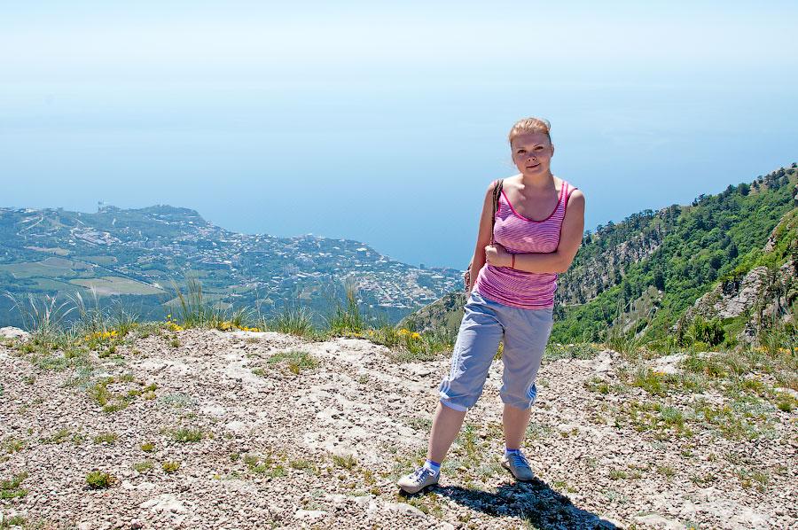 На вершине горы Ай-Петри (6)