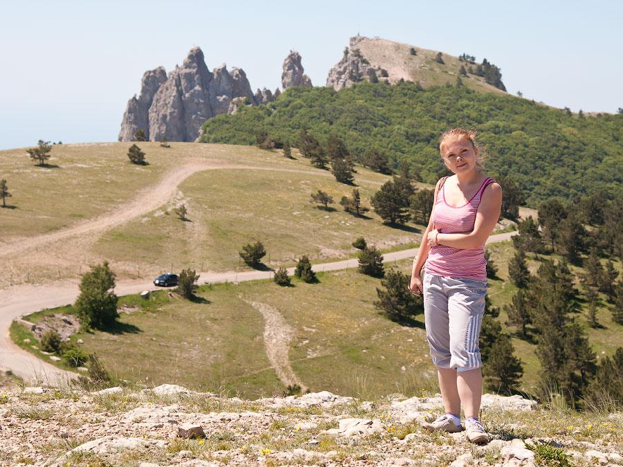 Поездка Ялта - Мисхор - Ай-Петри, 26 мая 2013 года (4)