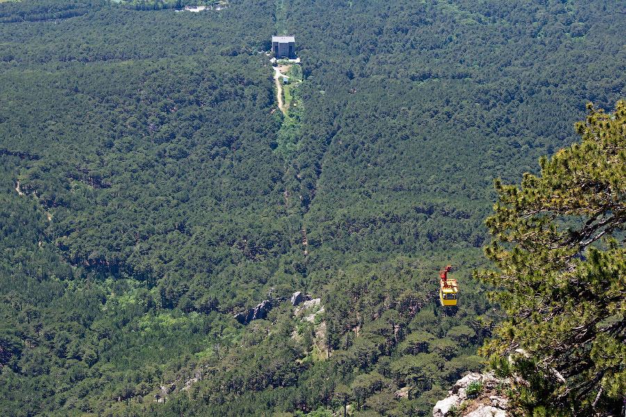 На вершине горы Ай-Петри (8)