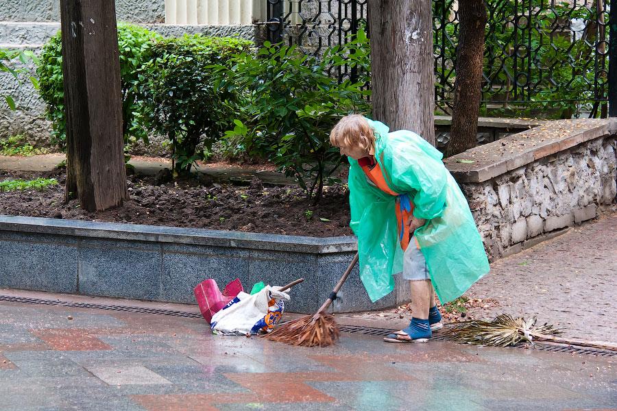 Дождливый день в Ялте (12)
