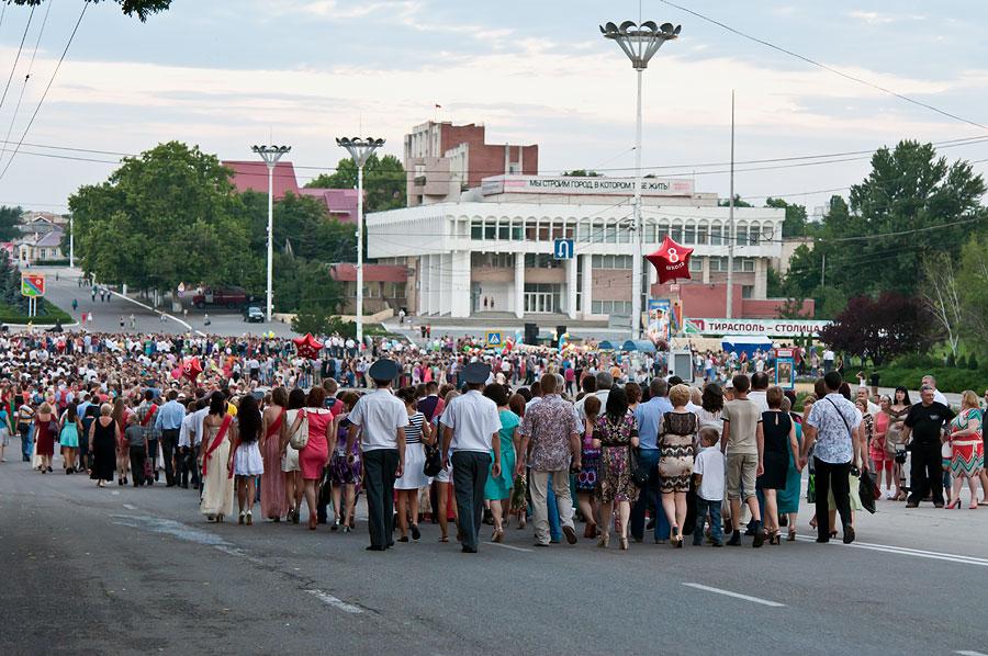 Бал выпускников в Тирасполе - 2013 (4)