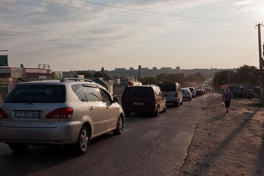 Таможня Кучурганы - Первомайск