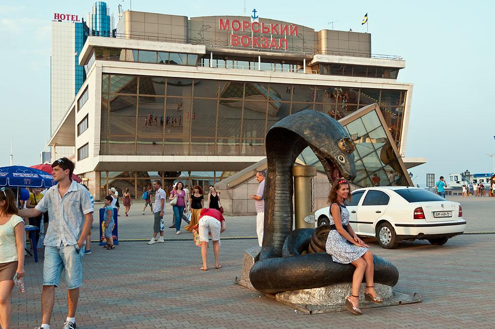 Одесса - август 2013 года (6)