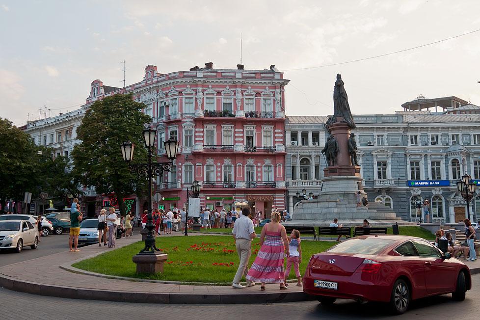 Одесса - август 2013 года (13)
