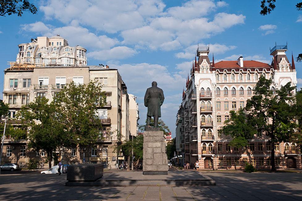 Одесса - август 2013 года (22)