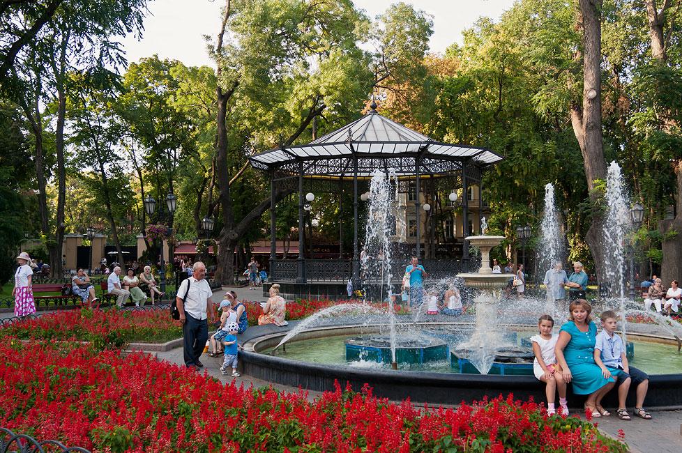 Одесса - август 2013 года (45)