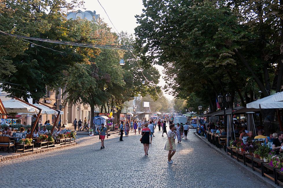 Одесса - август 2013 года (52)