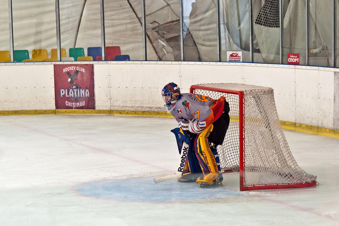 Хоккей в Тирасполе (1)