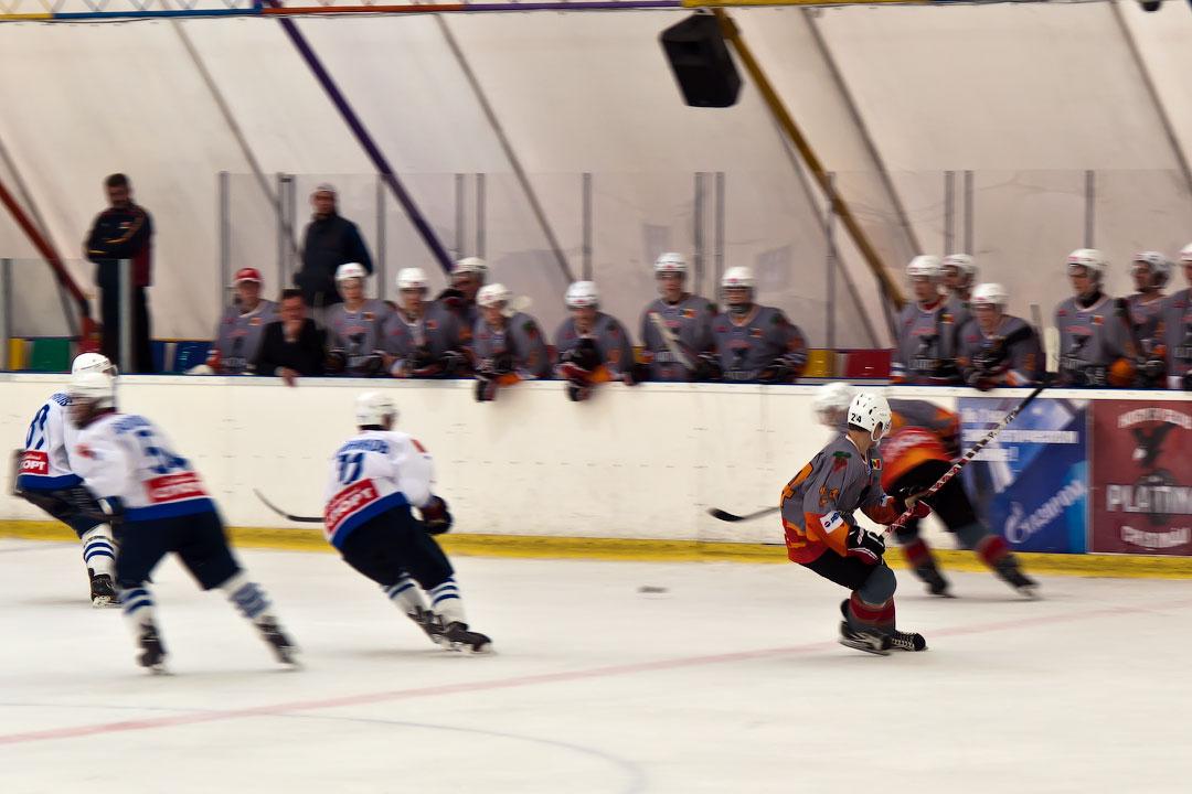 Хоккей в Тирасполе (2)