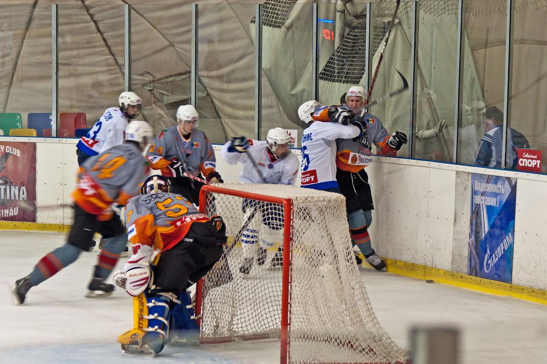Хоккей в Тирасполе (3)