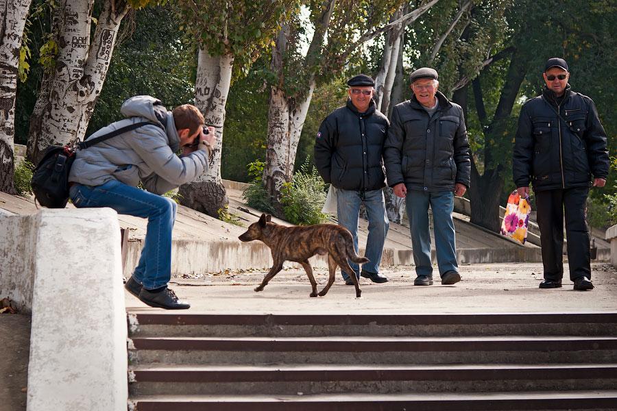 Фотопрогулка в Тирасполе - осень 2013 года (2)