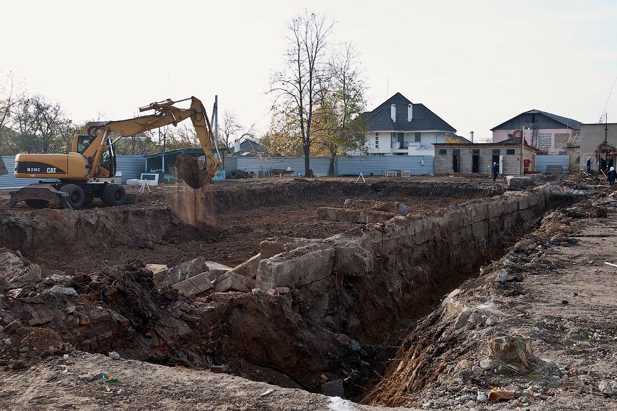 АНО «Евразийская интеграция» - строительство объектов в Приднестровье (3)