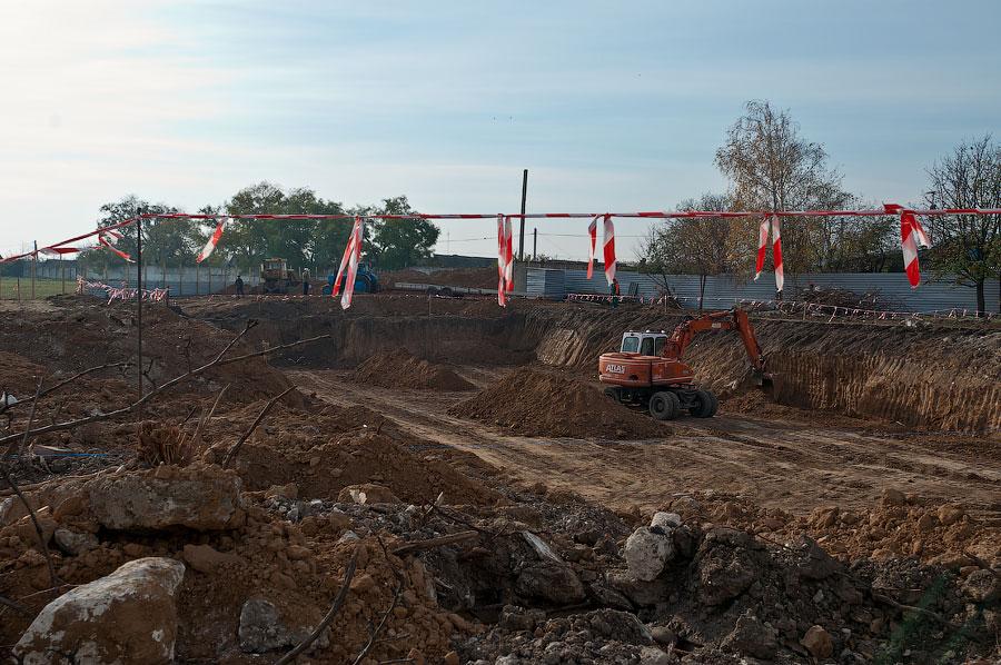 АНО «Евразийская интеграция» - строительство объектов в Приднестровье (9)
