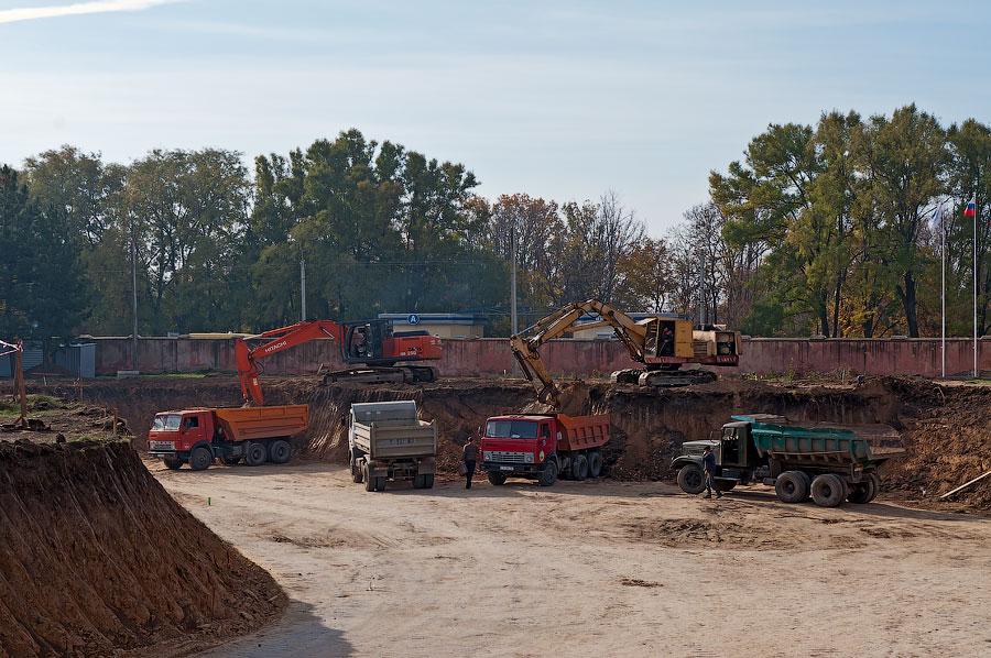 АНО «Евразийская интеграция» - строительство объектов в Приднестровье (20)