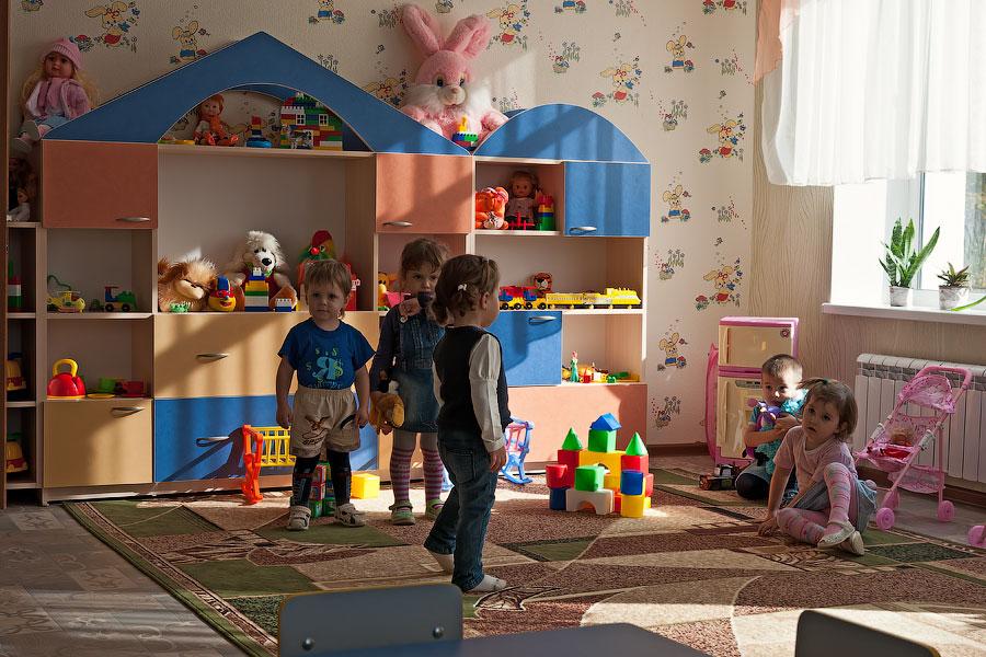 Поездка по социальным учреждениям Приднестровья, реконструированным на российские деньги (3)