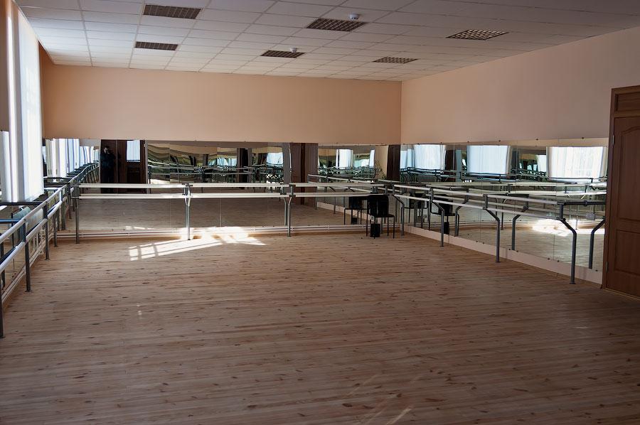 Поездка по социальным учреждениям Приднестровья, реконструированным на российские деньги (5)