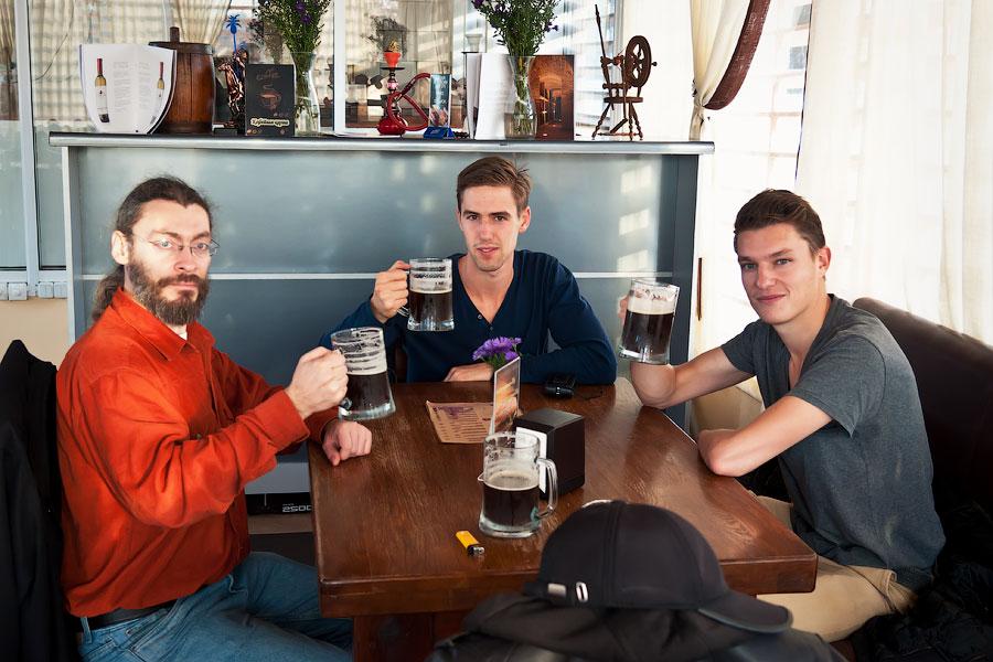 Тирасполь посетили туристы-путешественники из Амстердама (Нидерланды)