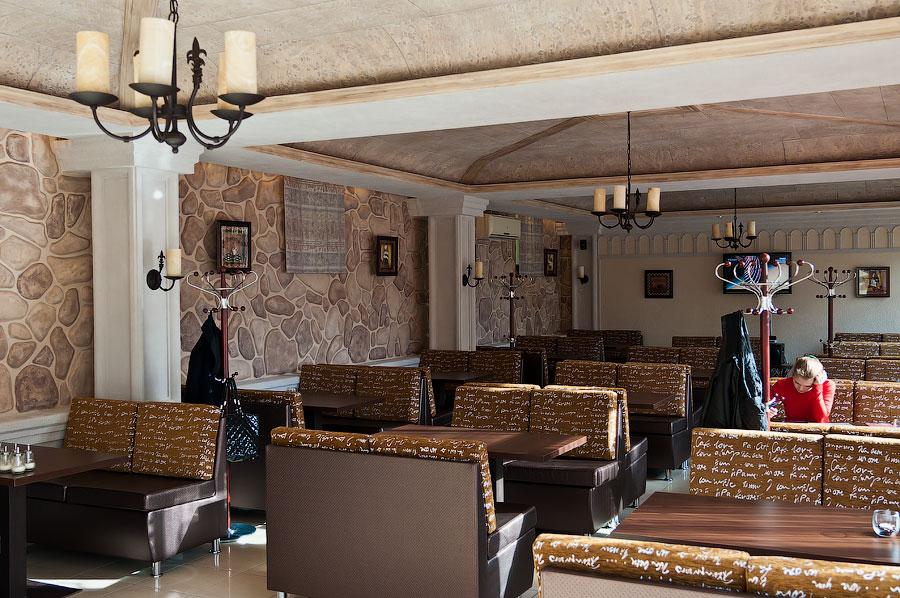 """Кафе """"Кофе-Мания"""" в Тирасполе - первые впечатления (1)"""