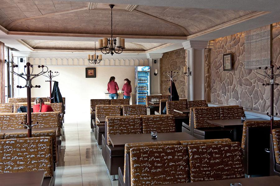 """Кафе """"Кофе-Мания"""" в Тирасполе - первые впечатления (3)"""