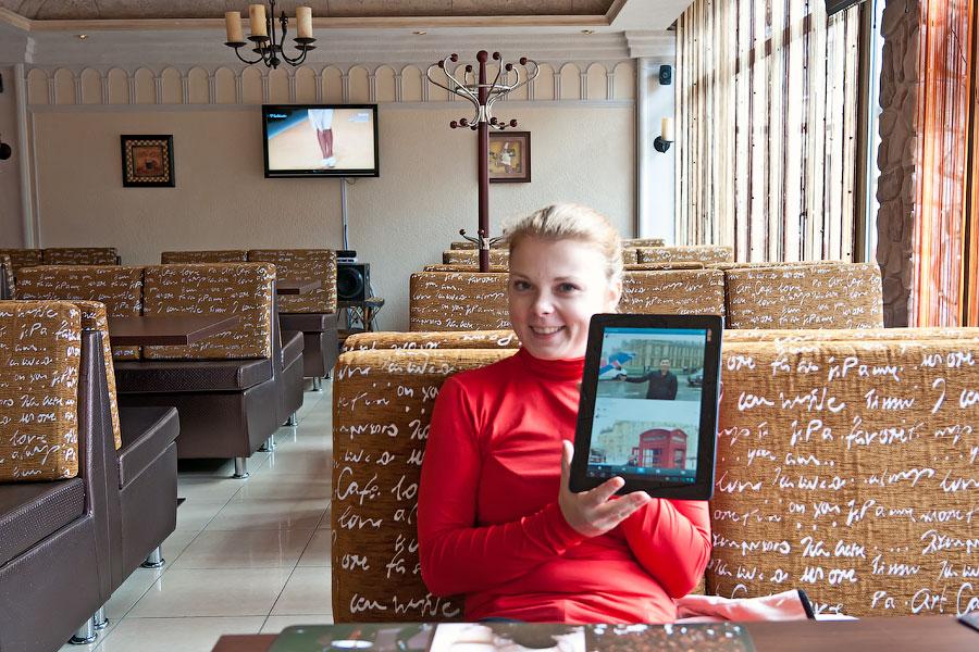 """Кафе """"Кофе-Мания"""" в Тирасполе - первые впечатления (4)"""