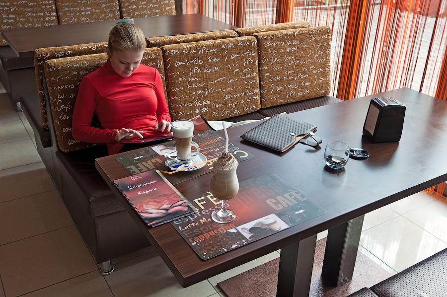 """Кафе """"Кофе-Мания"""" в Тирасполе - первые впечатления (5)"""