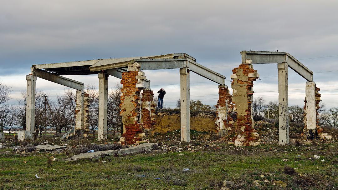 Село Бычок, река Днестр (16)