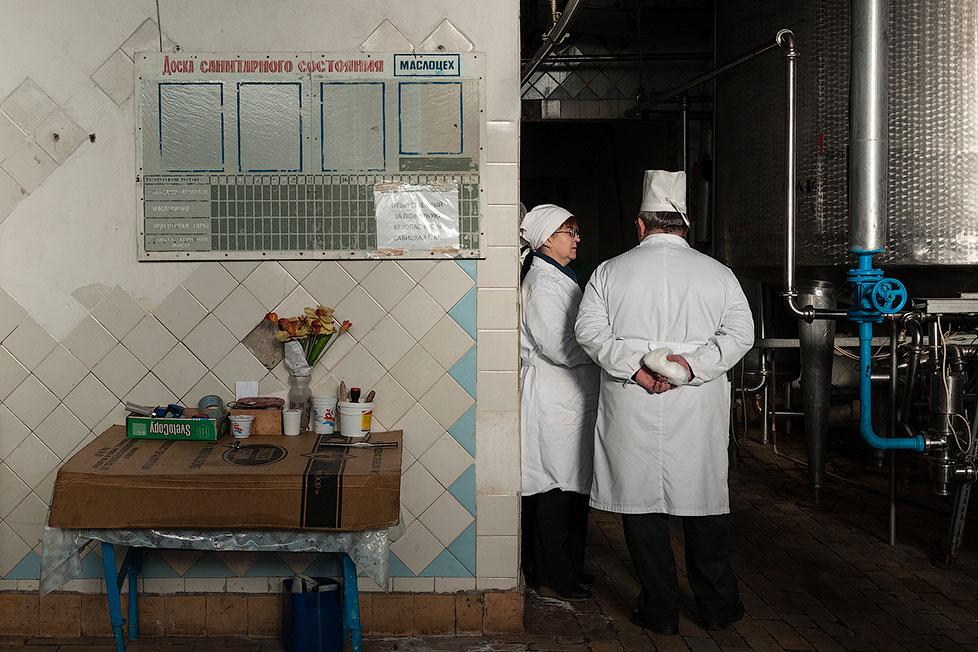 На Рыбницком молочном комбинате (19)