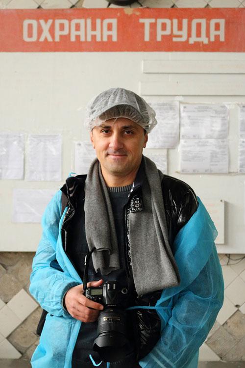 Проверил охрану труда на Рыбницком молочном комбинате